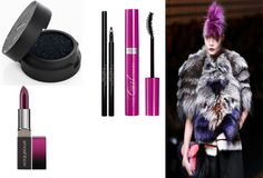 Check out how to rock all the Autumn Winter/13 Beauty trends right here ... #groomedandglossy #punk #beauty http://www.groomedandglossy.com/beauty-aw13-trend-report/