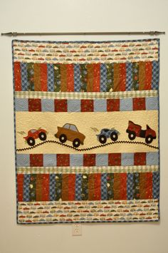 Baby boy quilt. $65.00, via Etsy. check out this shop and repin it please.