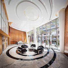 Pacific Design Center's Final Building Opens/ Pelli