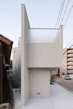 House of Reticence by FORMKouichi Kimura Architects. Japanese architecture is crazily genius!