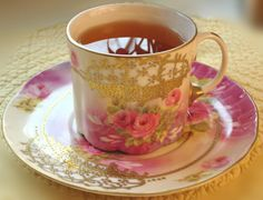 Artful Affirmations: Tea Cup Tuesday Romance