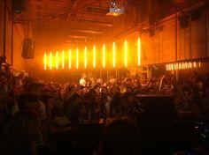 Trouw - Nightclub, restaurant, cultural/art space. Underground feel.