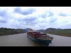 Avances de la Ampliación del Canal de Panamá - Mayo 2016