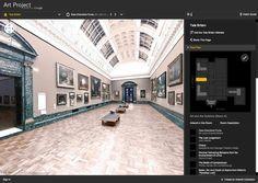Con Google Art Projet, musei e tecnologia in dialogo per una fruizione ottimale dell'arte