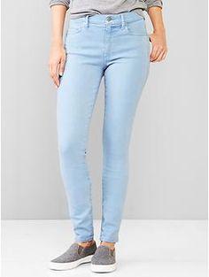 1969 resolution true skinny jeans | Gap