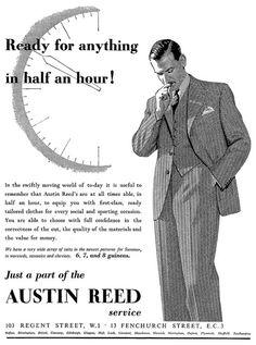 34 Austin Reed Heritage Ideas Austin Reed Vintage Advertisements Heritage
