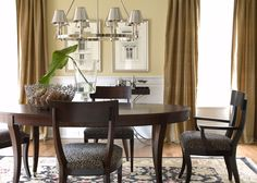 Hathaway Dining Table - Ethan Allen