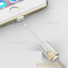"""TOP 50 accessoires téléphones """"Câble magnétique téléphone""""  >>> Cliquez sur l'image pour voir la vidéo<<<"""