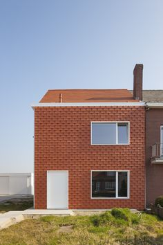 Fotografie van een gerenoveerde woning te Duffel van Hatrik architecten voor Wienerberger en het magazine Ik ga Bouwen. © foto's Liesbet Goetschalckx