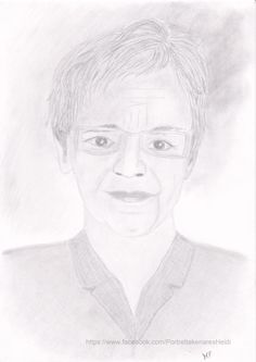 My second portrait → http://hfportretten.wordpress.com/