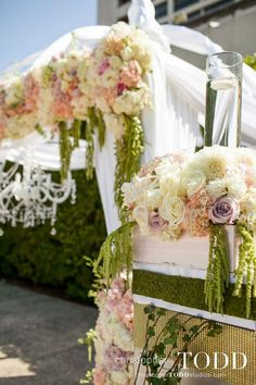 2CreateDesigns Enchanted Green Wedding Decor