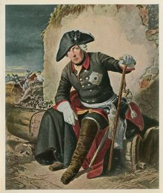 The architect of Prussian military greatness. Military Officer, Military Life, Military History, Friedrich Ii, Frederick The Great, King Of Prussia, Seven Years' War, War Dogs, Oil Portrait
