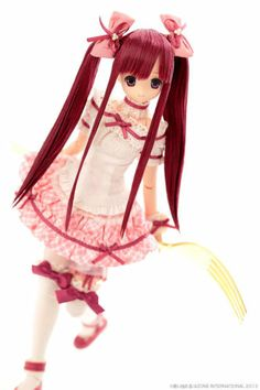 Azone 1/6 Doll Sahras a la mode SAHRA Sweets Strawberry DS Pure neemo New JAPAN | eBay