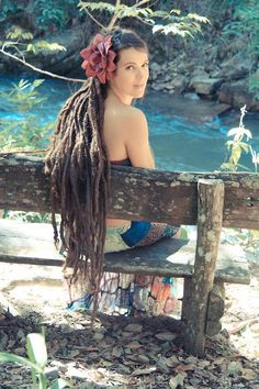 Dreadlocks girl *-*