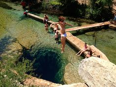 Jacob's Well - Texas