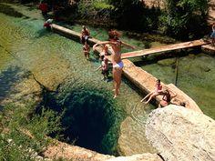 Jacob's Well - Texas