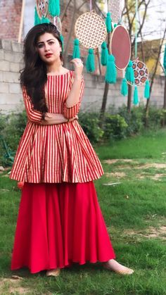 Indian will be cool! Inspiring Ladies is part of Kurta dress -