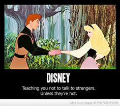 What Disney Has Taught Me...Hahahahahahah