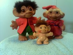 Vintage Dam Troll package altra rare a trio you don't want to miss out on #Dam