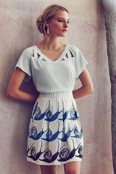 Resultado de imagen para pinterest blusas 2017 pra gorditas