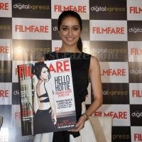 Shraddha Kapoor Unveils Filmfare Cover | StarsCraze