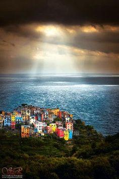 Corniglia, Italy- My Italian fishing village awaits!