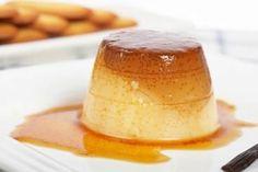 Flan au caramel léger, une recette d'un délicieux dessert gourmand en version allégée, très facile et simple à cuisiner.
