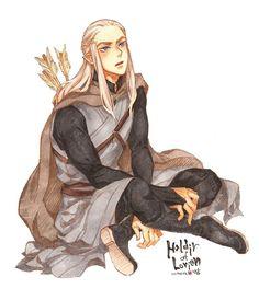 Haldir of Lorien