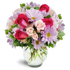 Sweet Surprise!  Bakman Floral Design is a family owned  operated florist in South Lyon, MI committed to offering the finest floral arrangements gifts, backed by service that is friendly prompt! Call (248) 437-4168 or visit www.southlyonflorist.com for more info!