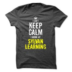 I can't KEEP CALM, I work at Sylvan Learning T-Shirts, Hoodies. Check Price Now ==► https://www.sunfrog.com/Funny/I-cant-KEEP-CALM-I-work-at-Sylvan-Learning-q0f3.html?id=41382