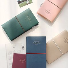 2017 Gunmangzeung Engage with life small dated diary scheduler