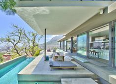 Villa Saebin, Capetown, South Africa by Greg Wright Architects