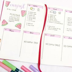 Do you follow a theme in your bullet journal from month to month? Would you like to try but don't have any ideas? This post will give you a series of themes you can try in your own bullet journal as well as providing you with future inspiration.