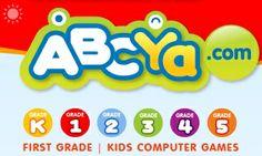 Edukacyjna strona dla dzieci w języku angielskim - może przydać się podczas zajęć językowych w klasach I-III