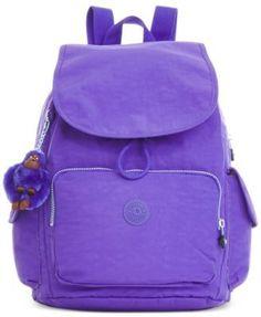 Kipling City Pack Backpack Handbags   Accessories - Macy s. Mochila  KiplingSacola KiplingBolsas ... 56df049a8e6