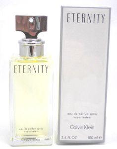 ETERNITY by Calvin Klein EAU DE PARFUM SPRAY 3.4 OZ for Women for only $34.99 You save: $32.01 (48%)