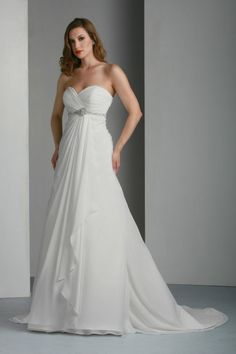 Style 50031 by DaVinci Bridal