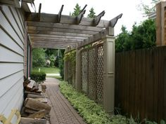 Pergola Photo Slideshow