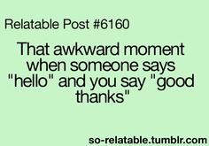I do this like every day... not funny