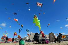 Kite festival  l Den Haag l The Hague l Dutch l The Netherlands