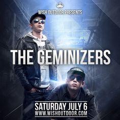 The Geminizers @ WiSH Outdoor 2013