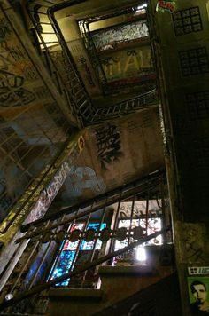 Berlin Tacheles by Marleen Masselink
