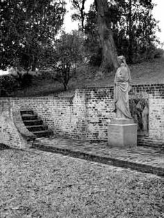 Abandoned Plantations in the South | Mepkin Plantation in Moncks Corner, SC is now known as Mepkin Abbey ...