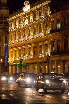 """cubanarchitecturetoday: """"Hotel Inglaterra, Havana, Cuba,"""