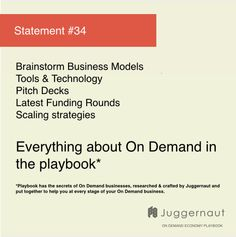 Find this and much more about On Demand business in the Playbook