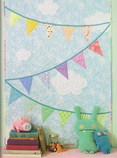 Quilt Bunting