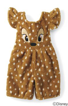 Bambi to wear