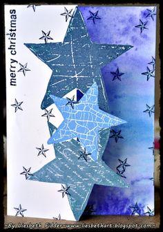 Liesbeth's Arts & Crafts: Darkroom Door Stars