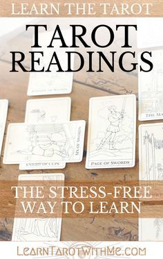 Practice reading tarot cards with this weekly series from Learn Tarot With Me. Each week, we read a 3-card spread for an imaginary querant, and help each other interpret the tarot cards. It's perfect for tarot beginners!