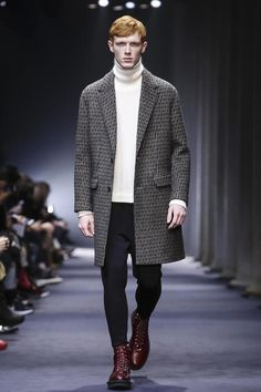 Be the Stylish Version of Yourself — boyscanwalk:   Neil Barett F/W Menswear 201